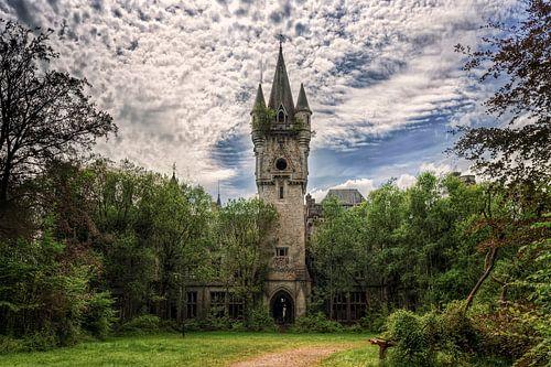 Verlaten Plaats Chateau Noisy van Carina Buchspies