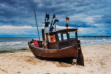 Fischerboot  von Gunter Kirsch