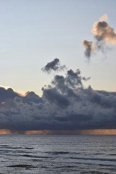 Zonsondergang, Ierland van Lynn