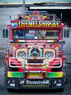 Jeepney von Jaap Baarends