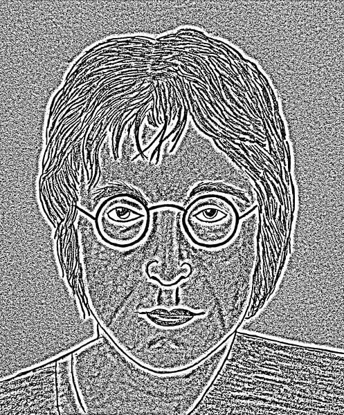 John Lennon von Jose Lok