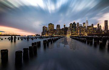 Brooklyn Bridge Park Masten von Menko van der Leij