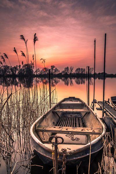 De eenzame boot van Niels Barto