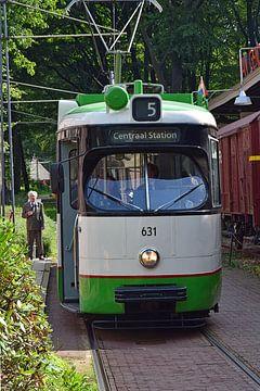 Tram 631 van Nederland op Foto