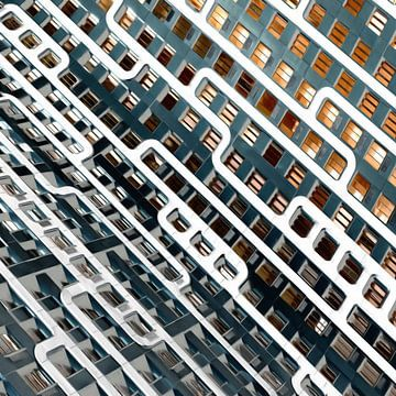 Fenster XVI von Maurice Dawson