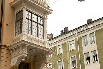 Stadtarchitektur in Stockholm von Karijn Seldam