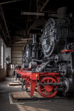Eternal trainstop von Frans Nijland