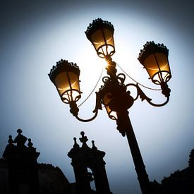 Sfeerfoto van Grazalema, Andalusie van Keesnan Dogger Fotografie