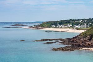 Kust van Bretagne van