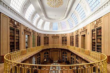Teylers Museum Ovale zaal van Teylers Museum