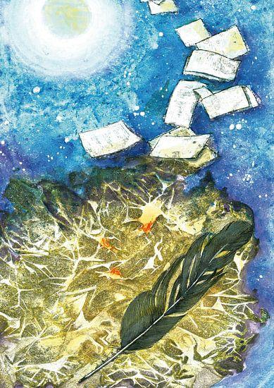 Poetry van Larysa Golik