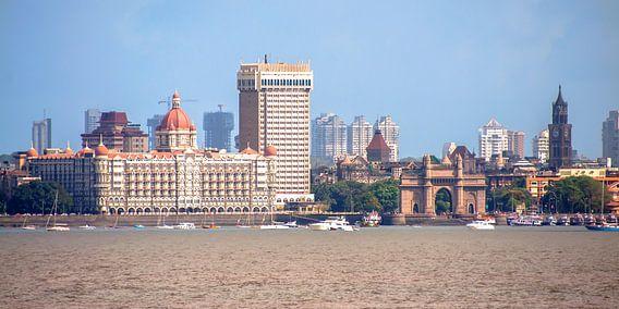 Mombai van Alex Hiemstra