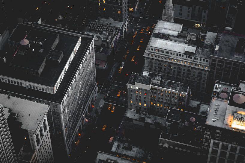 Streets of New York van Niels Keekstra