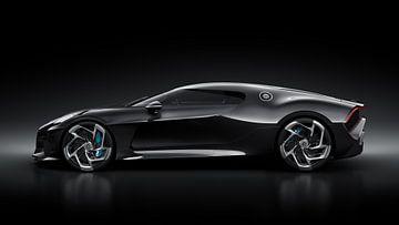 Bugatti La Voiture Noire (2019) sur Natasja Tollenaar