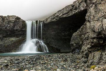 IJsland - Skutafoss von Henk Verheyen