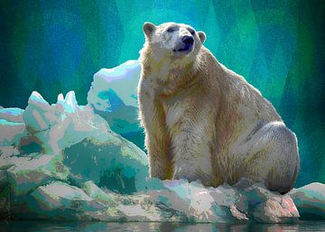 Polar Bear van mimulux patricia no