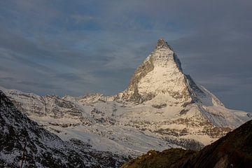 Matterhorn im Morgenlicht von Martin Steiner