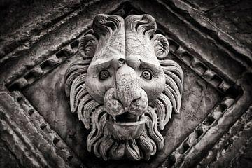 Dom von Siena (Detail) von Alexander Voss