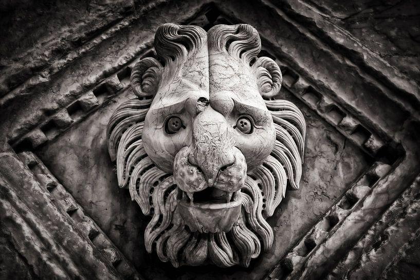 Siena Cathedral (Detail) van Alexander Voss