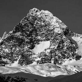 Großglockner vom Ködnitztal aus gesehen - Osttirol - Österreich von Felina Photography