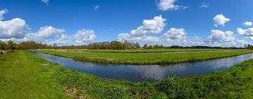 Pano Oppad, Kortenhoef, Wijdemeren, Netherlands van Martin Stevens