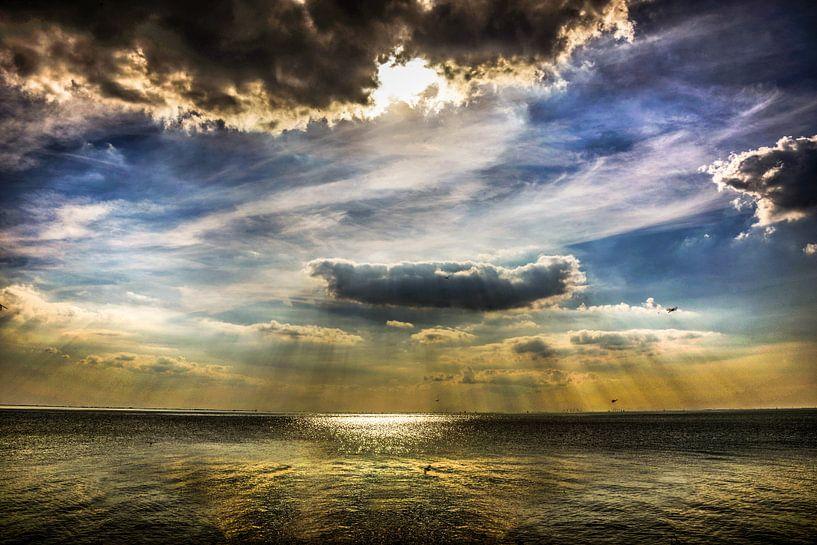 IJsselmeer van Harrie Muis
