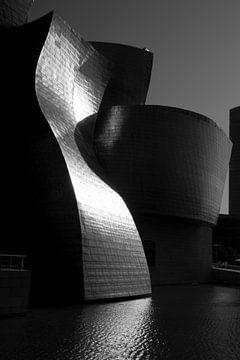 Guggenheim Bilbao van Miss Dee Photography