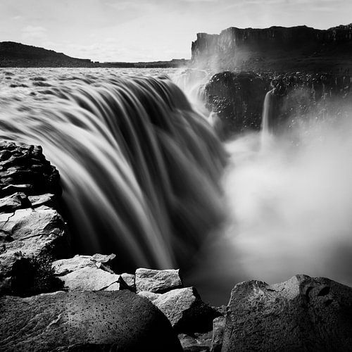 Dettifoss - Iceland sur Arnold van Wijk