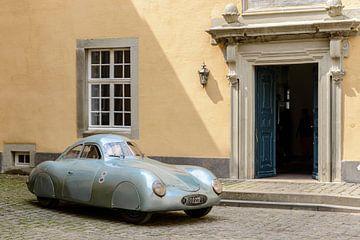 Porsche 64 Prototype klassieke sportwagen van