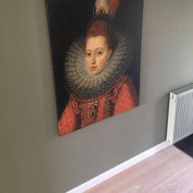 Photo de nos clients: Margaretha van Oostenrijk, Frans II Pourbus sur Meesterlijcke Meesters