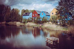 Ecowijk Eva Lanxmeer in Culemborg