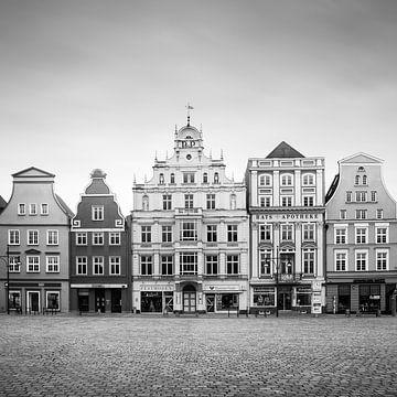Rostock Neuer Markt von Florian Schmidt