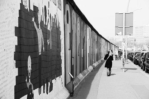 East Side Gallery van Falko Follert