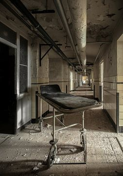 Kurort-Sanatorium Urbex von Olivier Van Cauwelaert
