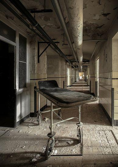 kuuroord sanatorium Urbex