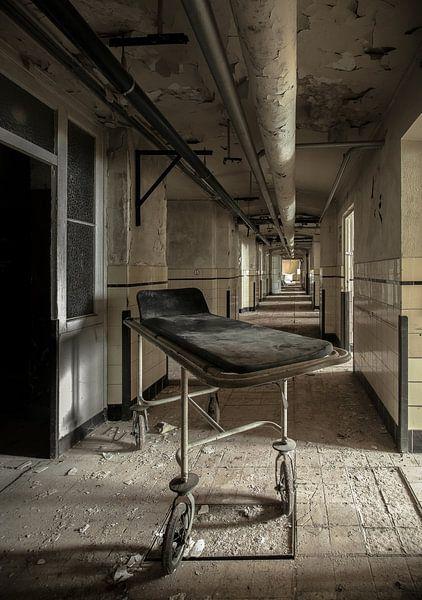 kuuroord sanatorium Urbex van Olivier Van Cauwelaert