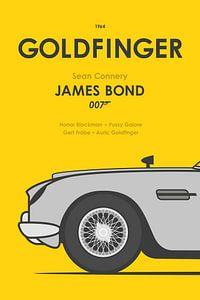 Goldfinger van Yuri Koole
