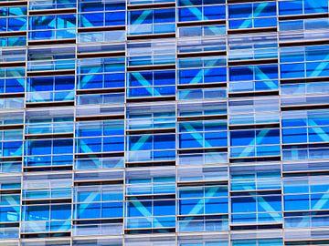 Building @ Copenhagen 2 von Wilco van Bragt