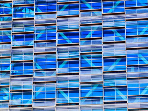 Building @ Copenhagen 2 van Wilco van Bragt
