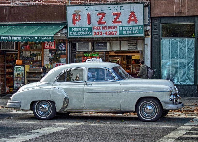Streets of Manhattan New York van Tineke Visscher