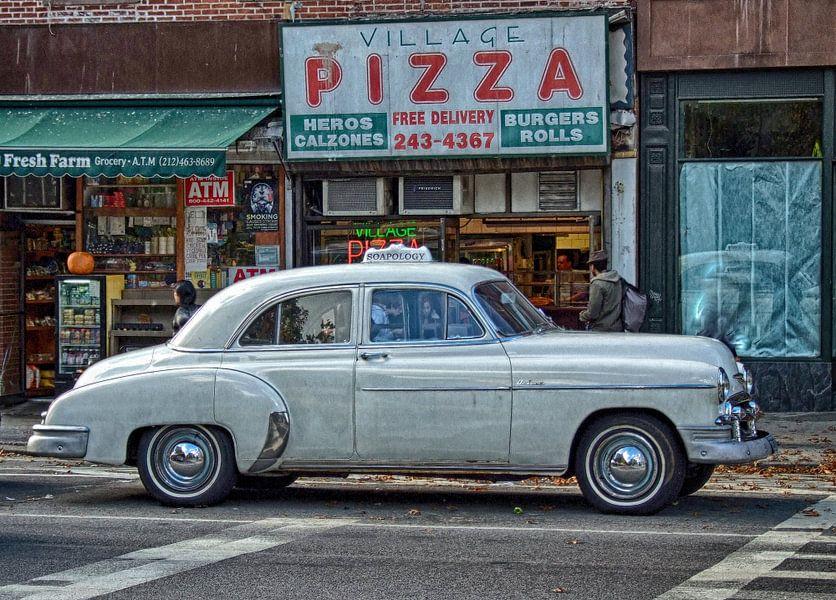 Streets of Manhattan New York