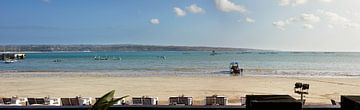 Jimbaran Beach Bali van