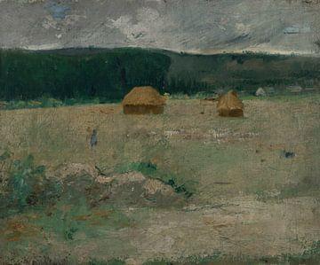 Theodore Wendel-Giverny-Bauernhof.