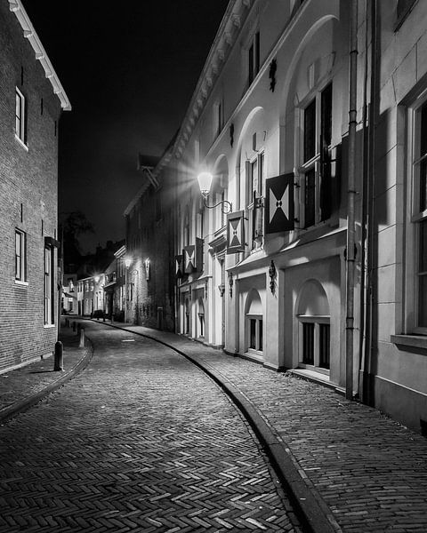 Hometown Nocturnal # 19 van Frank Hoogeboom