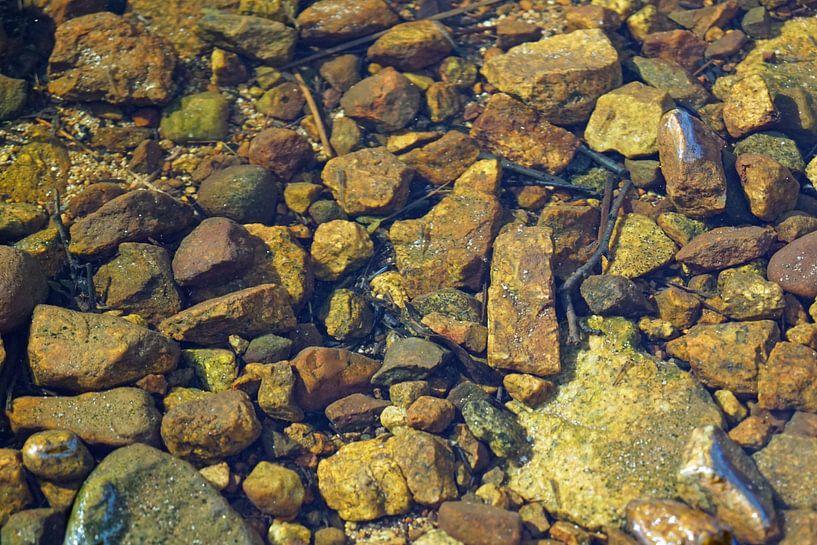 Glen Etive coloré en Ecosse. sur Babetts Bildergalerie