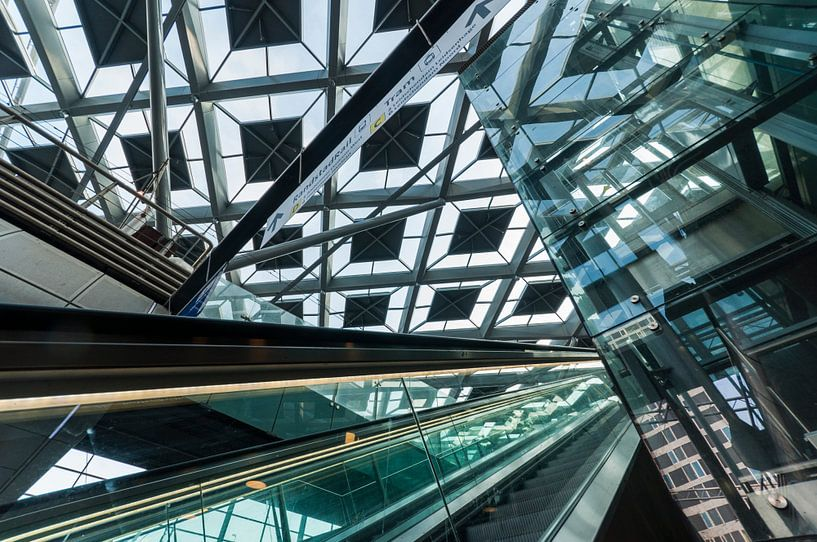 Station Den Haag Centraal van David Pronk