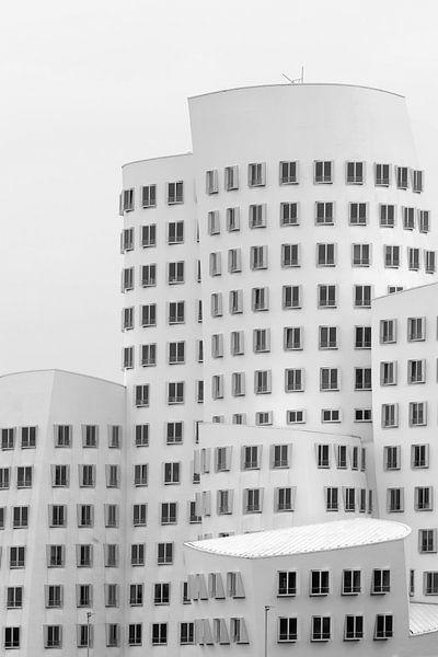 Wonen in zwart-wit van Huub Keulers
