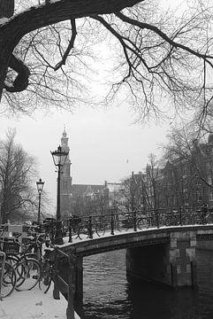 Westertoren / Prinsengracht Amsterdam