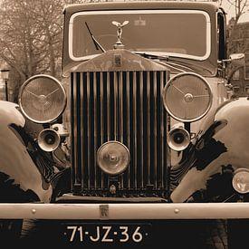 Rolls Royce van Erik van Riessen