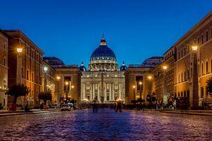 De weg naar het Vaticaan